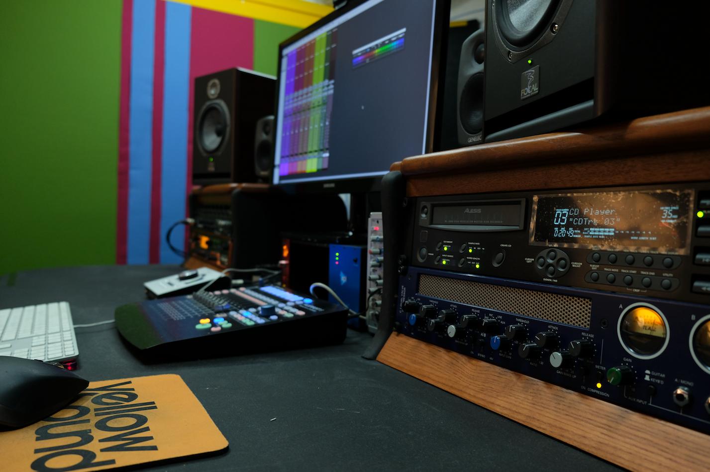 Corso di Music Production