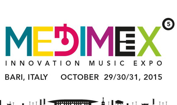 Yellow Sound for Music Up @ Medimex 2015