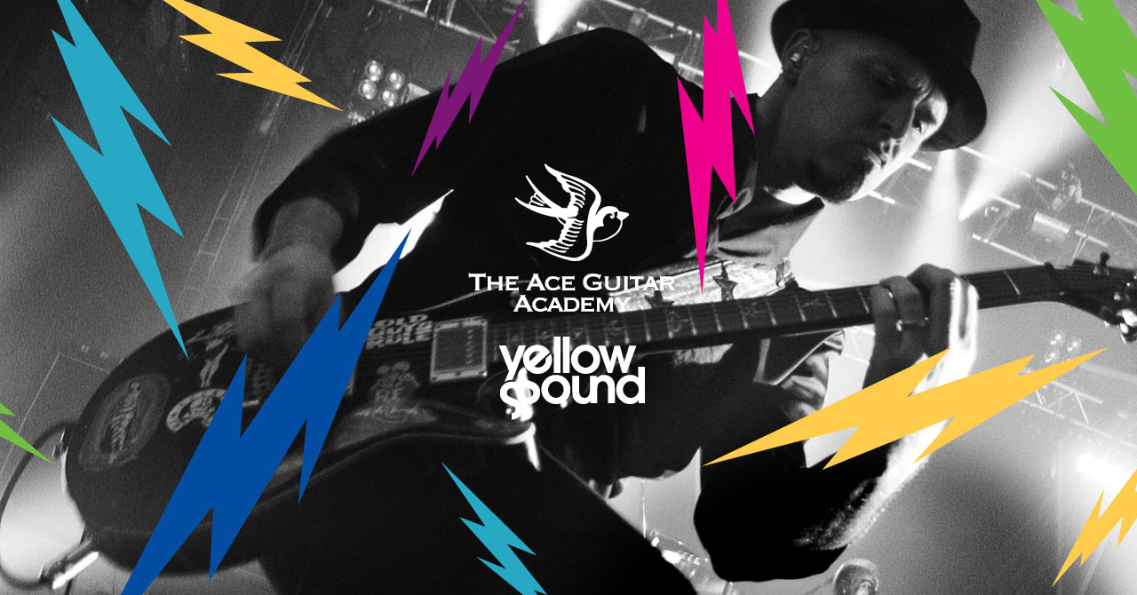 The Ace Guitar Academy - firmato Skunk Anansie